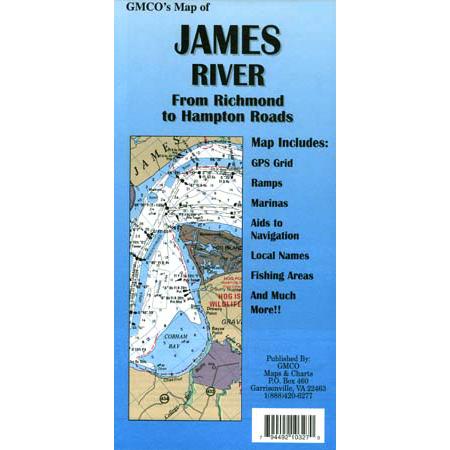 James River Gmco Maps