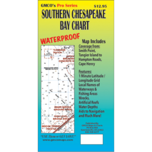 Southern Chesapeake  Bay Rolled